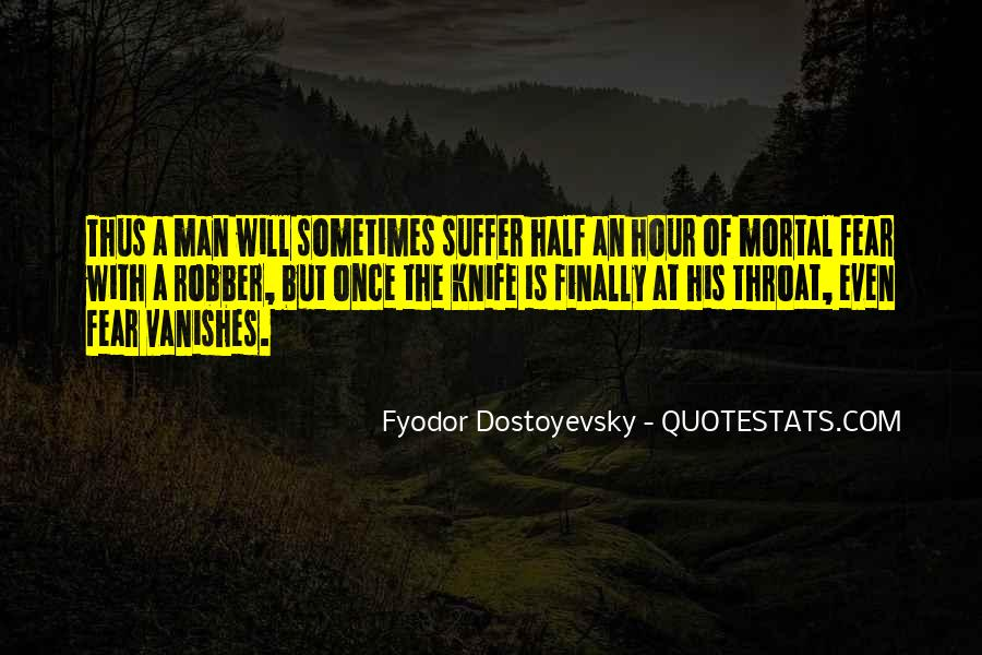 Suffer'd Quotes #7128