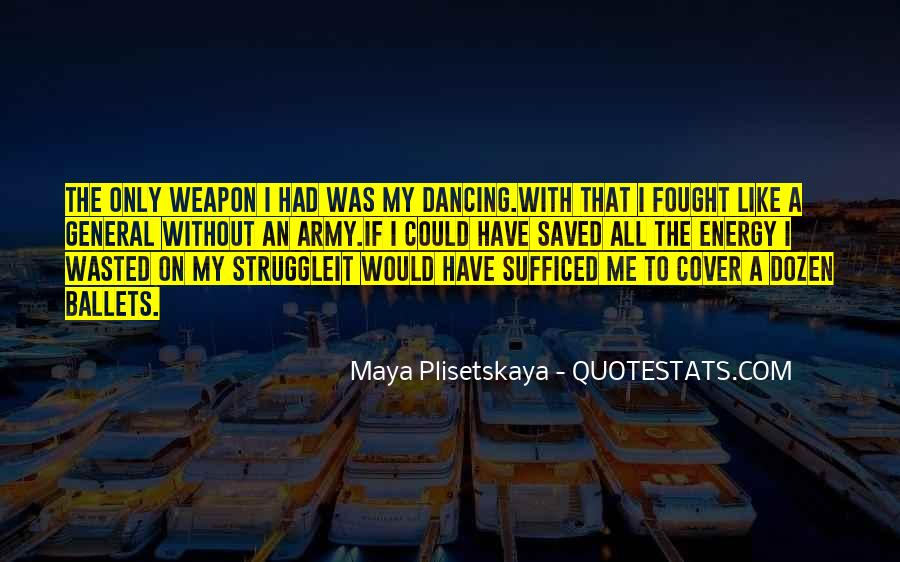 Sufficed Quotes #1704022