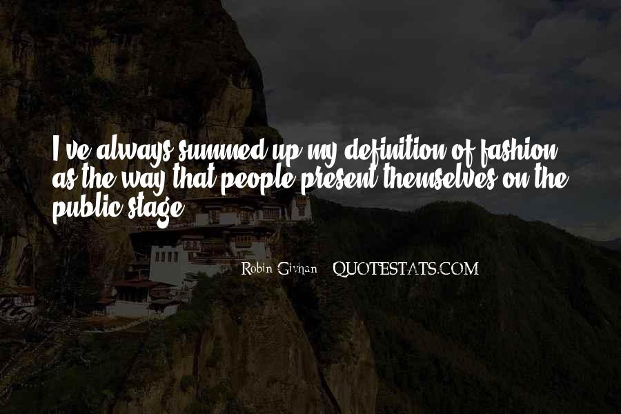 Summed Quotes #8705