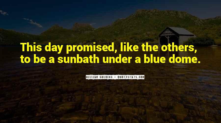 Sunbath Quotes #1291317