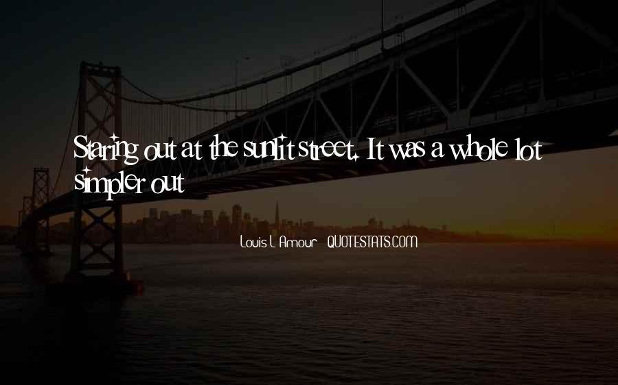 Sunlit Quotes #1291249