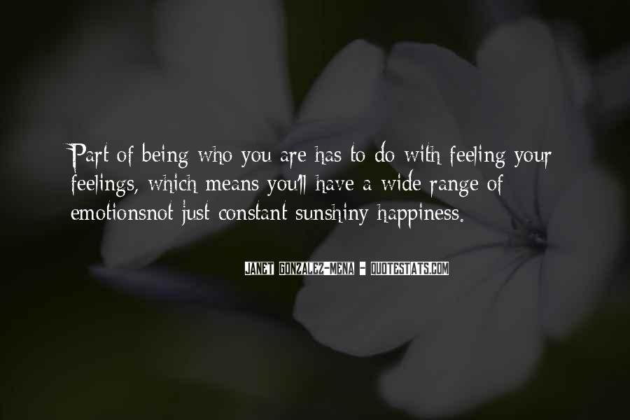 Sunshiny Quotes #1224041