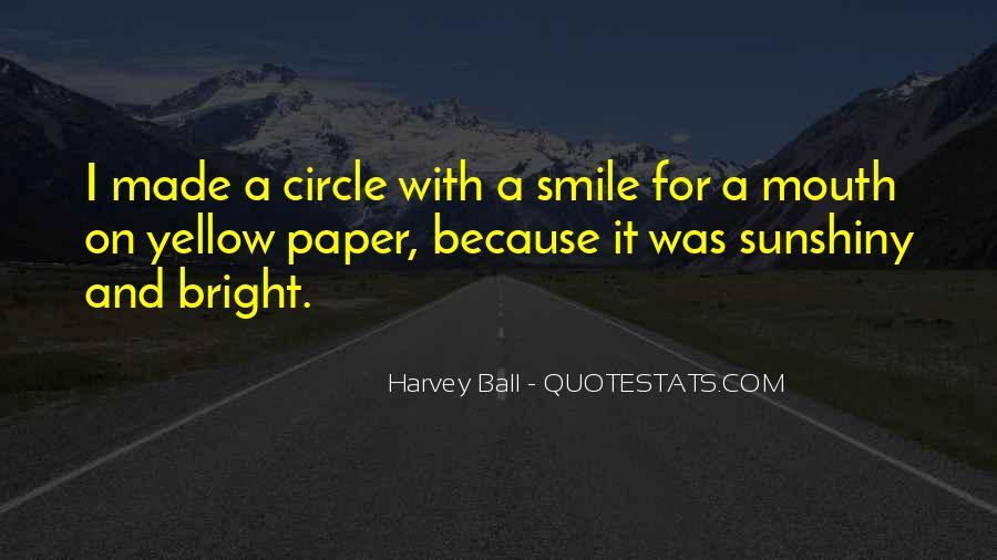 Sunshiny Quotes #261876