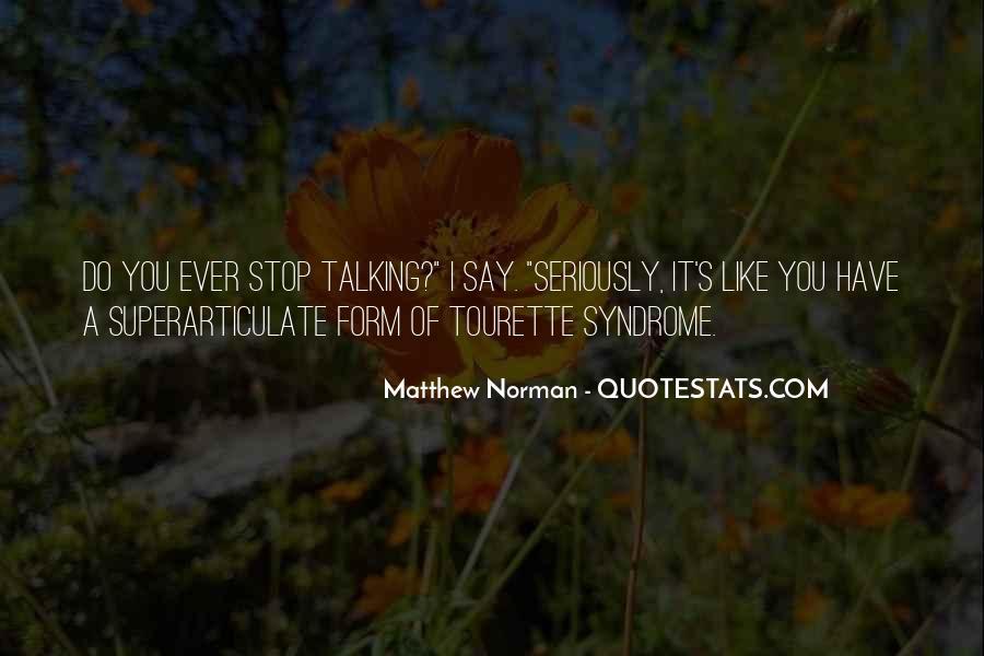 Superarticulate Quotes #761322