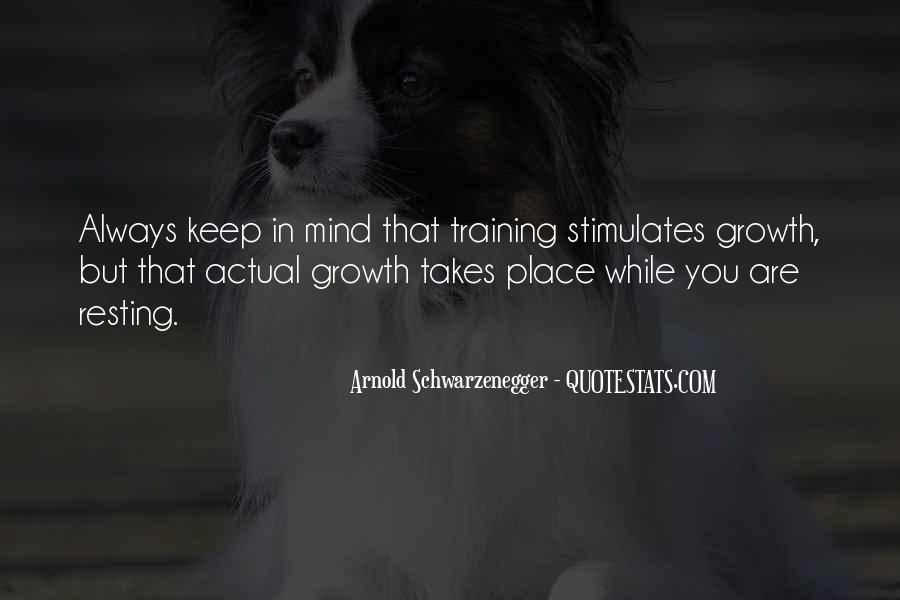 Quotes About Resting The Mind #1816385
