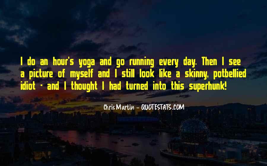 Superhunk Quotes #1143055