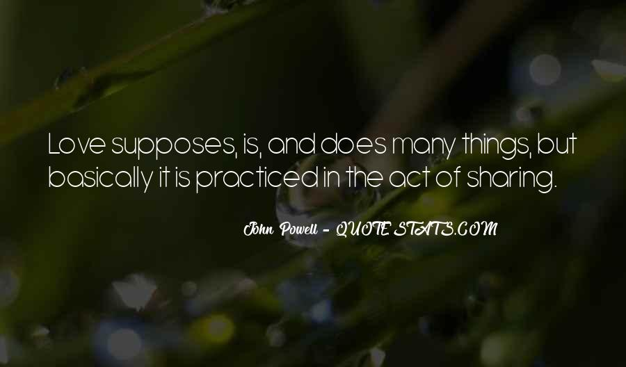 Supposes Quotes #1035413