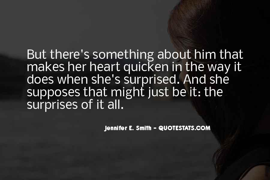 Supposes Quotes #1437449