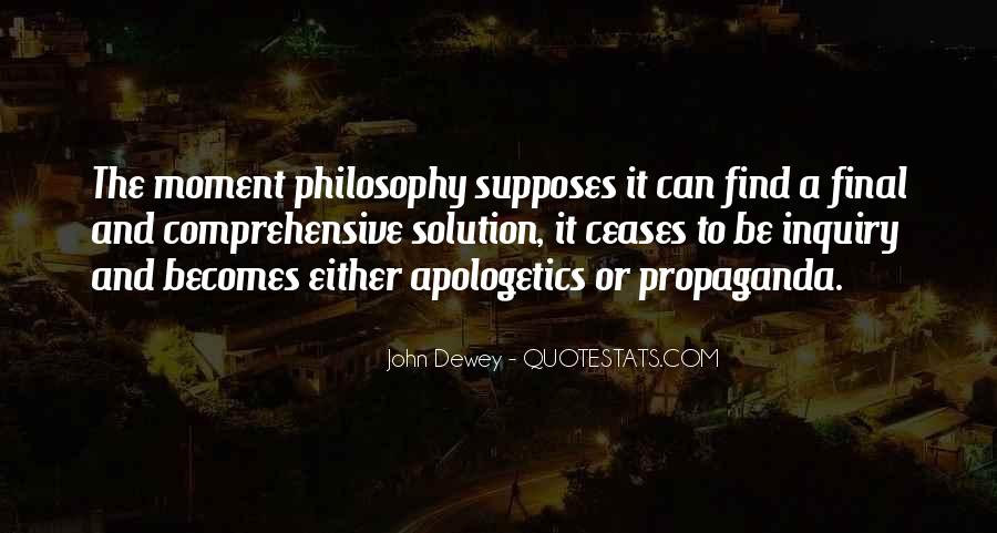 Supposes Quotes #456875