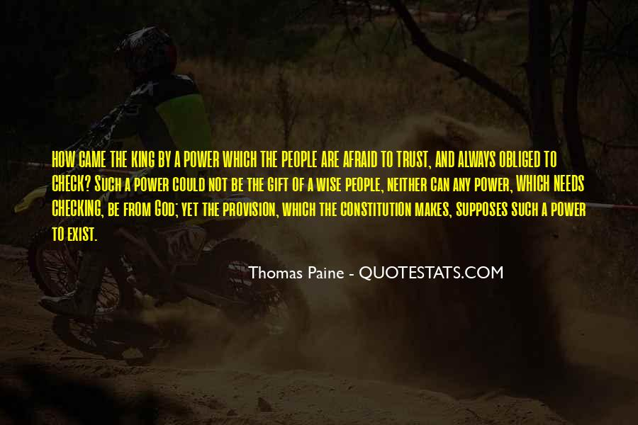 Supposes Quotes #505080