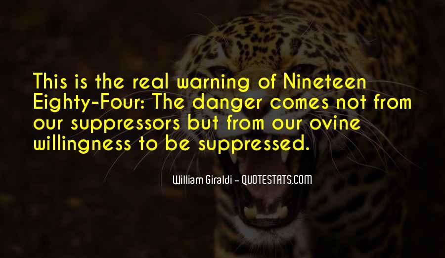 Suppressors Quotes #703054