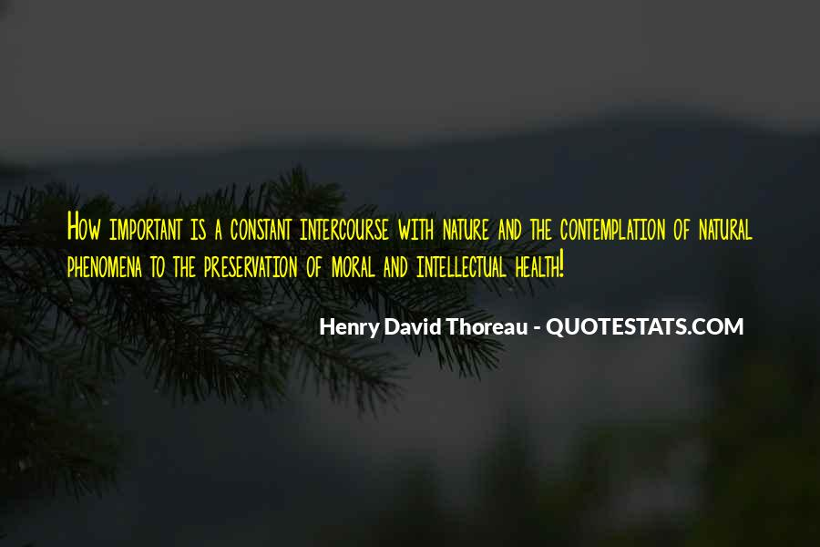 top quotes about nature thoreau famous quotes sayings about