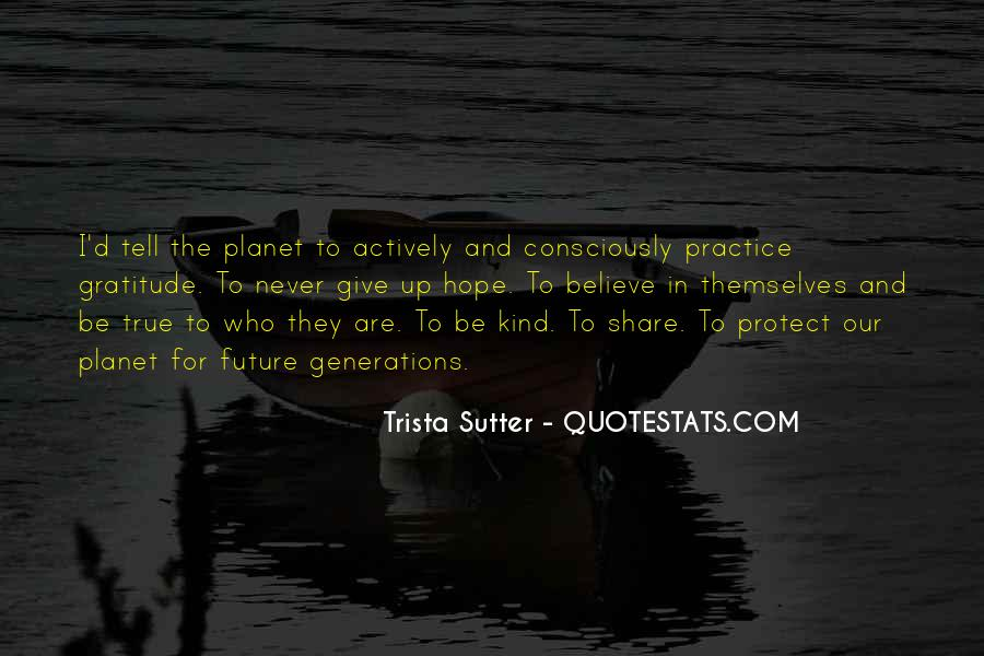 Sutter's Quotes #1247706