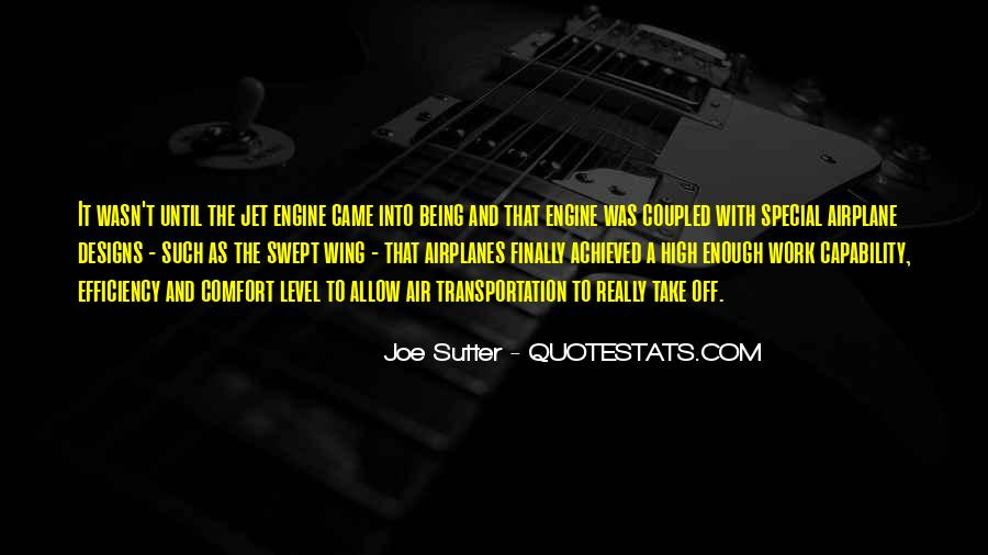 Sutter's Quotes #1876014