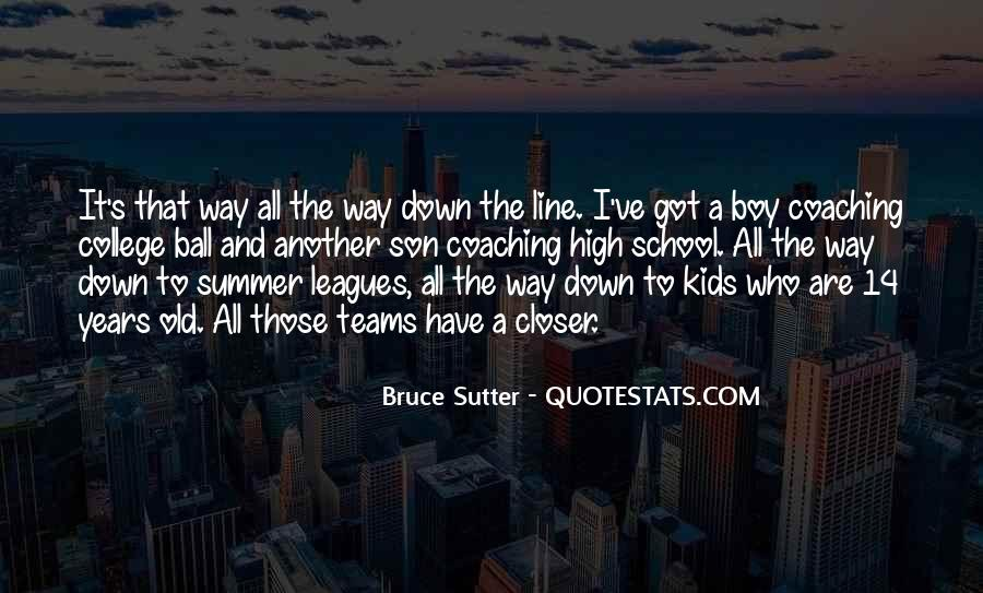 Sutter's Quotes #264651