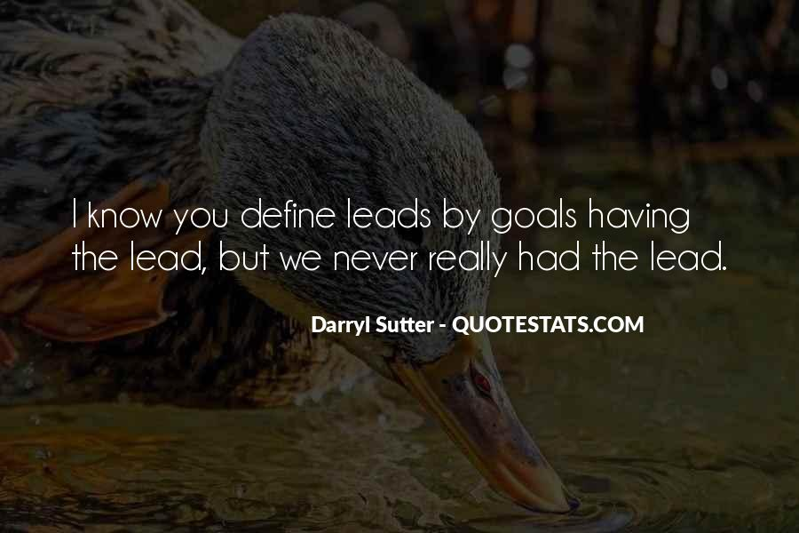Sutter's Quotes #371425