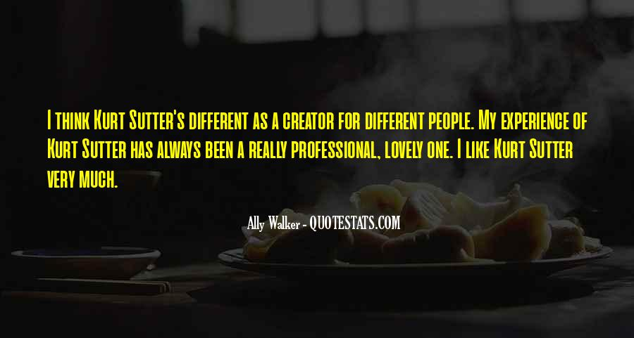 Sutter's Quotes #398500