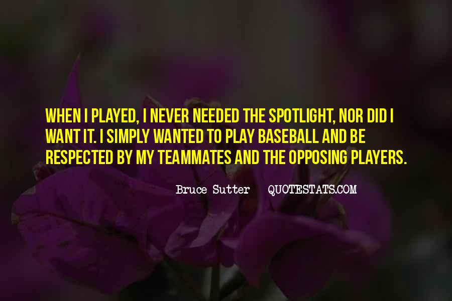 Sutter's Quotes #469546