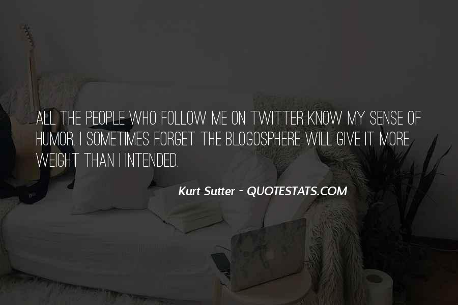 Sutter's Quotes #594635