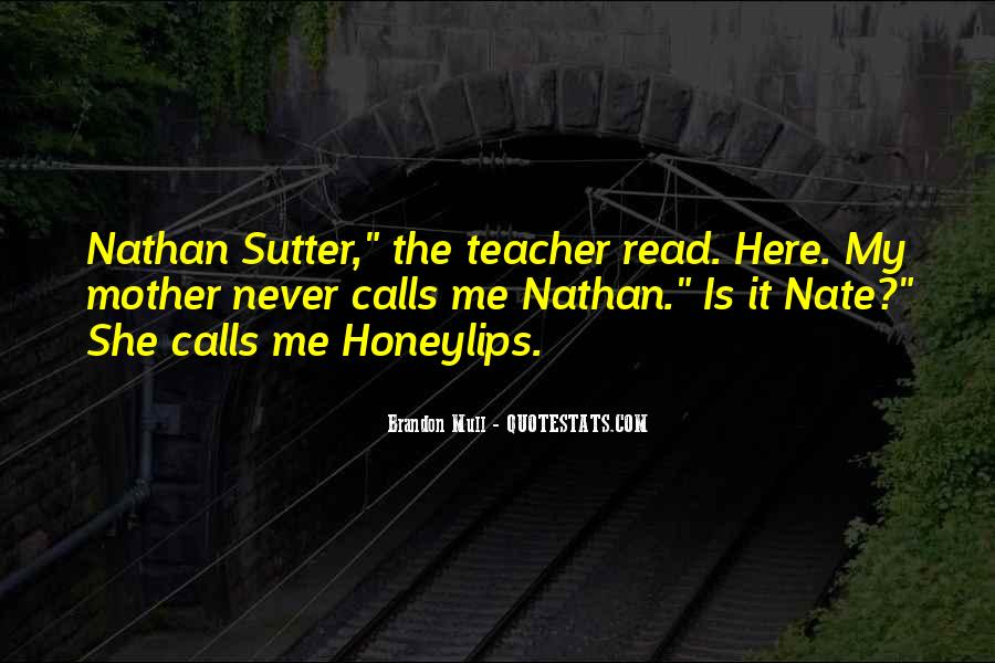 Sutter's Quotes #819646