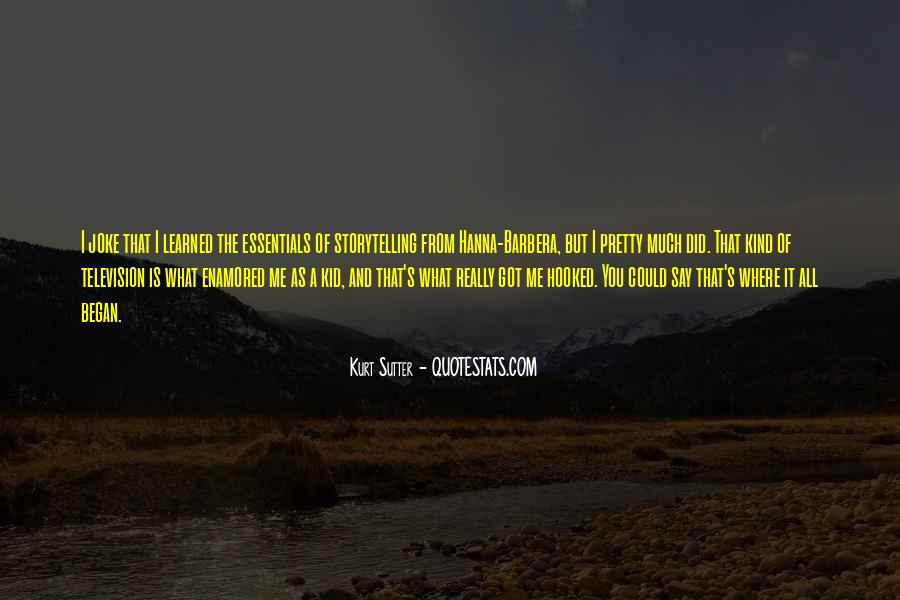 Sutter's Quotes #910128