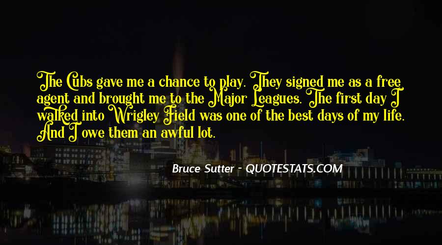 Sutter's Quotes #979368