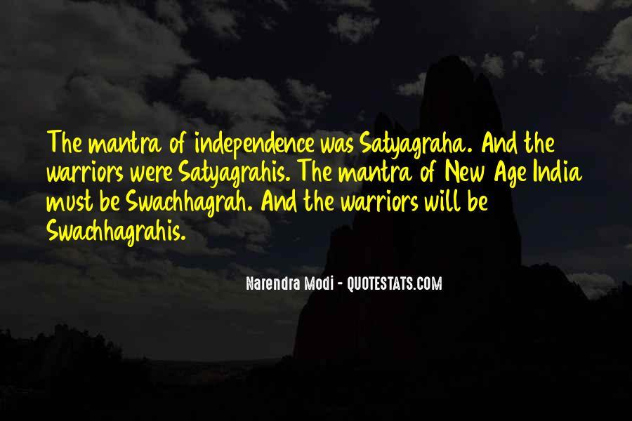 Swachhagrah Quotes #1343397
