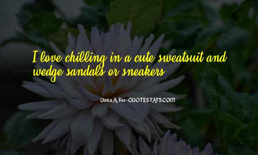 Sweatsuit Quotes #1507660