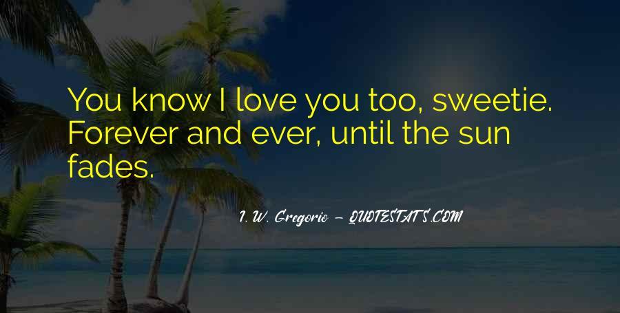 Sweetie Quotes #1105650