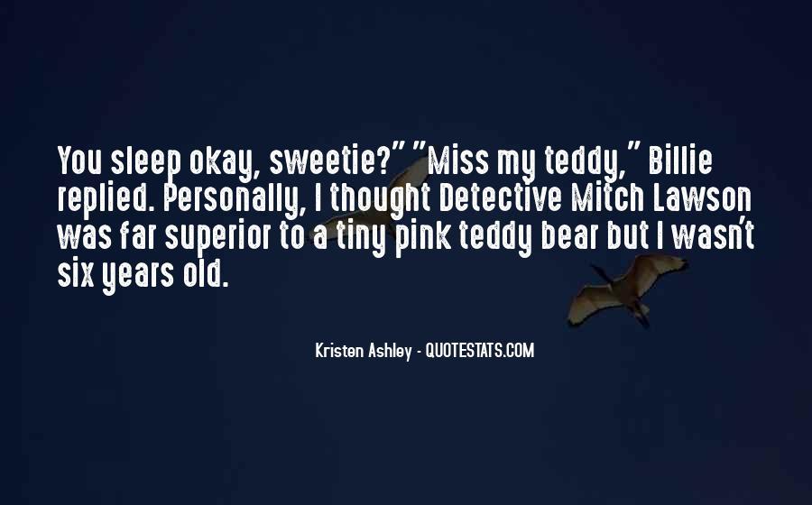 Sweetie Quotes #1266669