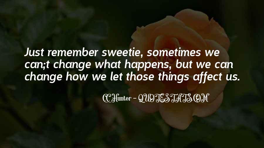 Sweetie Quotes #134271