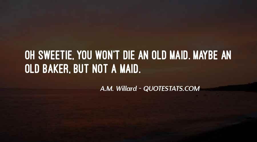 Sweetie Quotes #1372957