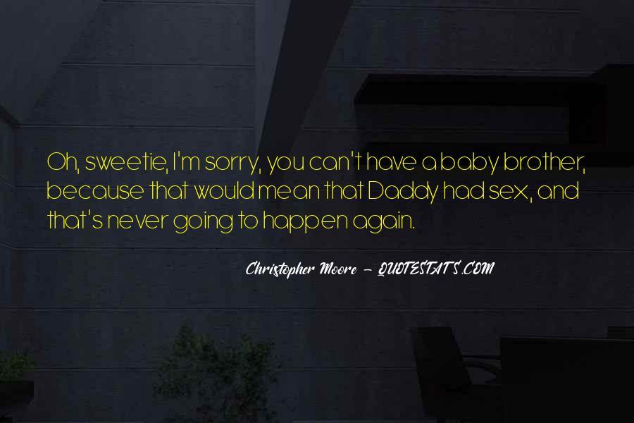 Sweetie Quotes #1444422