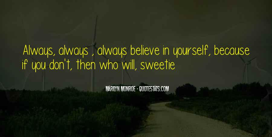 Sweetie Quotes #1874304