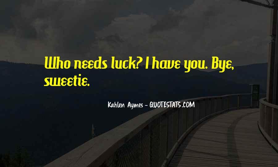 Sweetie Quotes #213900
