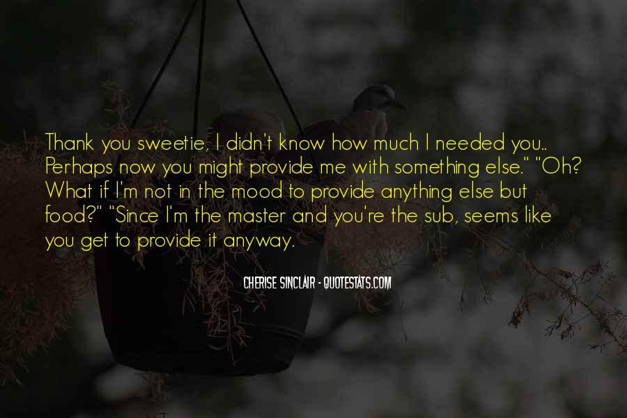Sweetie Quotes #302548