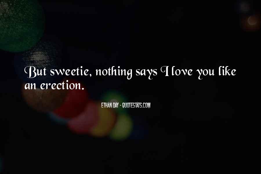 Sweetie Quotes #316481