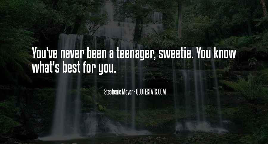 Sweetie Quotes #418535