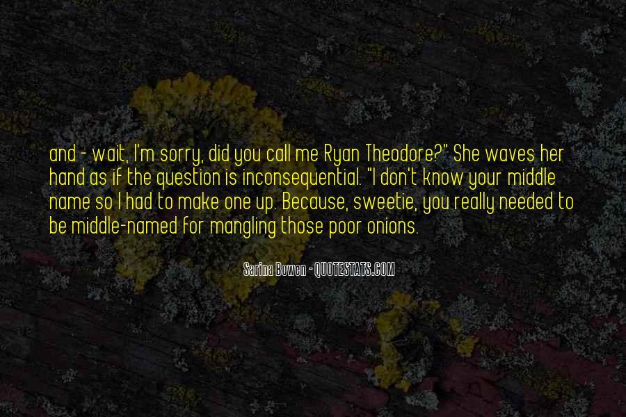 Sweetie Quotes #444694