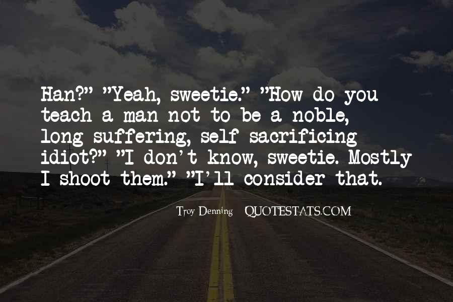 Sweetie Quotes #856279