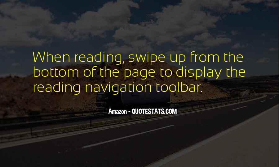 Swipe Quotes #710221