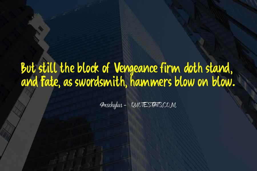 Swordsmith Quotes #914818