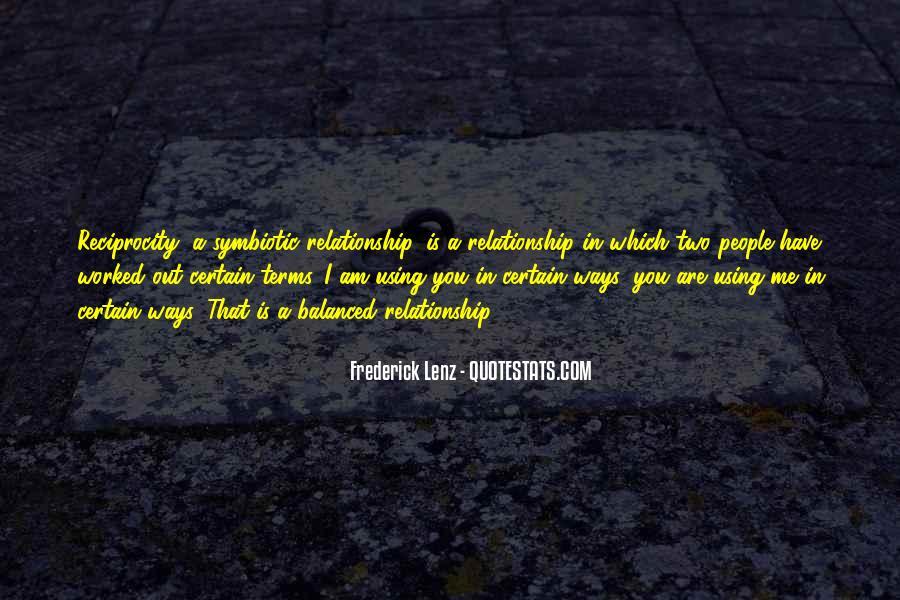 Symbiotic Quotes #1049423