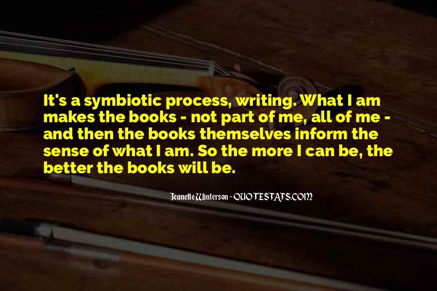 Symbiotic Quotes #1162295