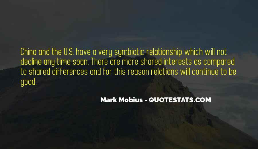 Symbiotic Quotes #1313359