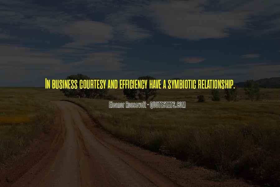 Symbiotic Quotes #1420681