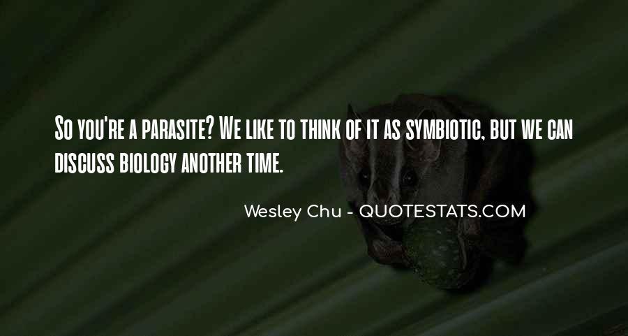 Symbiotic Quotes #1440108