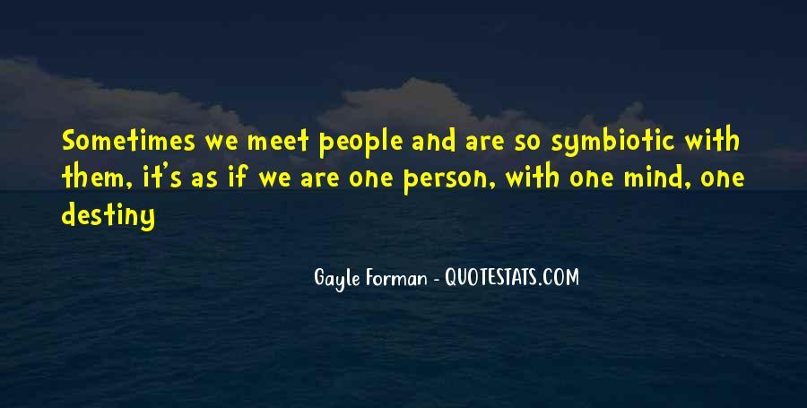 Symbiotic Quotes #1519149