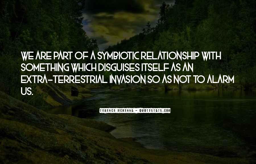 Symbiotic Quotes #1572950