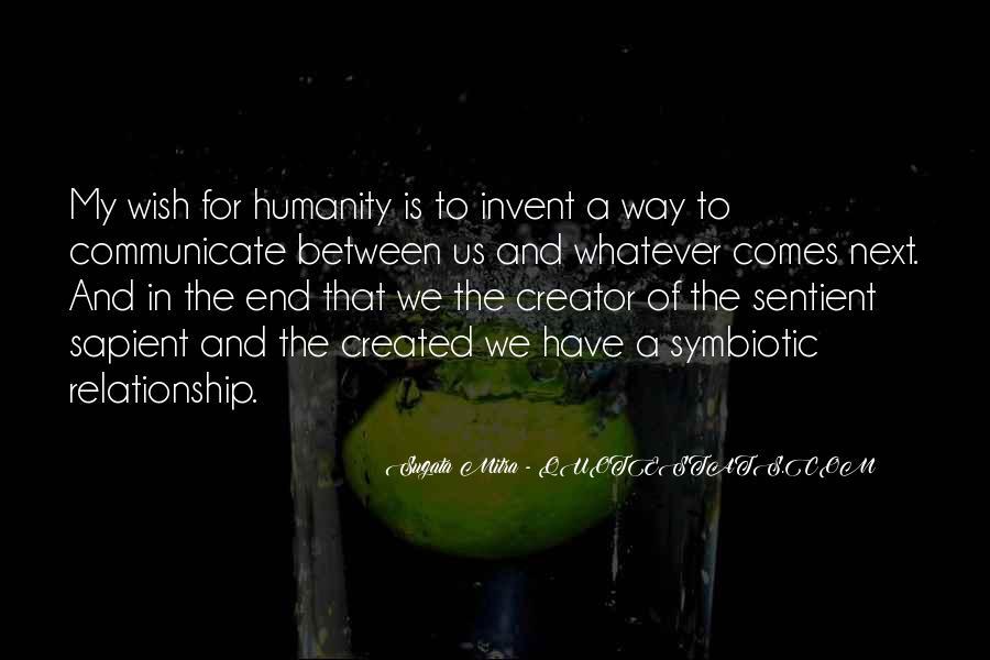 Symbiotic Quotes #1759072